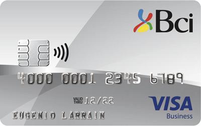Tarjeta de Crédito Empresarios