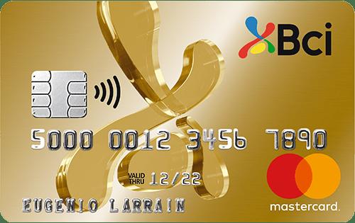 tarjeta Bci Mastercard