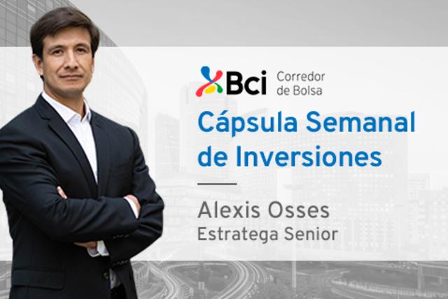 Cápsula Semanal de Inversiones:  Incertidumbre marcada por elecciones.