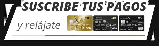 Tarjetas de Crédito Bci Visa Gold, Visa OpenSky y AAdvantage Mastercard