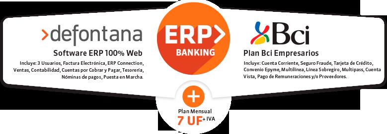 Defontana, software ERP