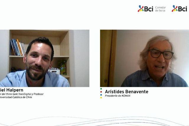 Diálogos sobre el futuro: ¿Es posible emprender en Chile?