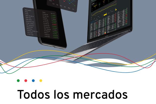 Conoce el nuevo sitio de Mercados Globales Bci
