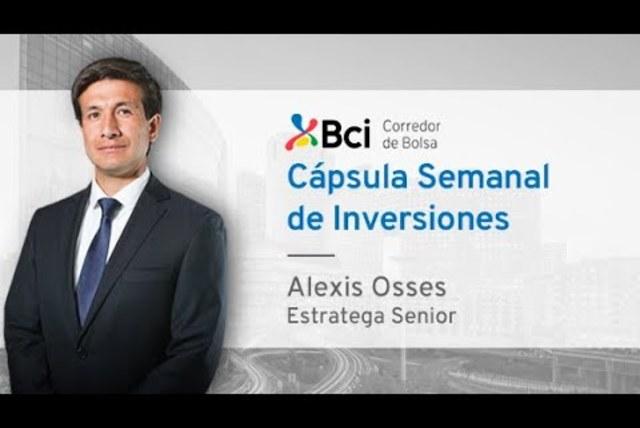 Capsula semanal de Inversiones: Semana en Chile que destaca por regreso a cuarentena total