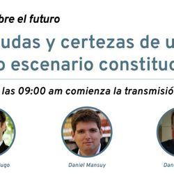 Diálogos sobre el futuro: Dudas y certezas de un nuevo escenario constitucional